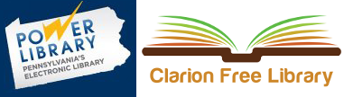 Clarion Free Library Logo