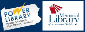 Memorial Library of Nazareth and Vicinity Logo