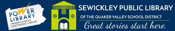 >Sewickley Public Library Logo