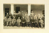 (Board of Governors of Dalhousie University and Representatives of the Carnegie Corporation of New...