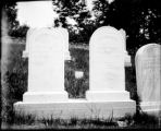 Graves of John P. Moore and Wife