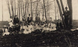Elizabethtown College Outing 1914-1915
