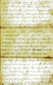 Letter from James Graham to sister Agnes Graham, Camp in front of Richmond, January 30, 1864
