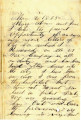 Letter from James Graham to Mary Ann and Jane, Richmond, VA, May 2, 1865