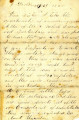 Letter from James Graham to sister, February 13, 1865