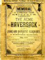 Acme Haversack of Song and Patriotic Eloquence, A Bi-Monthly Magazine, May, 1889, Volume 3, No. 3,...