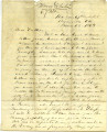 Letter from Harry White to Thomas White, June 12, 1863