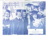 1977 Baccalaureate and Commencement Program