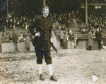 Christy Mathewson on the Sideline