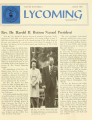 Newsletter from Lycoming College, August 1969