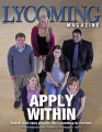 Lycoming College Magazine, Winter 2013
