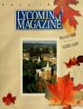 Lycoming College Magazine, Fall 2001 Magazine and 2000-2001 Donor Report