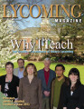 Lycoming College Magazine, Spring 2012