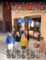 Lycoming College Magazine, Fall 2010