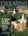 Lycoming College Magazine, Summer 2012