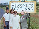 Choir Tour 1957: Welcome to Scotland