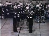 Basketball  Game, 1949 part 1