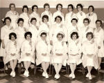 Practical Nursing student graduation