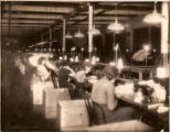 Williamsport Technical Institute Textile Factory Training Students