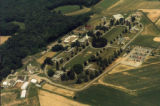 Aerial view of the State Correctional Institution for Women at Muncy, PA