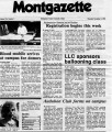 Montgazette, Vol. XX, No. 7, 1985-11-07