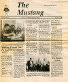The Mustang, Vol. 24, No. 03, 1990-10-12