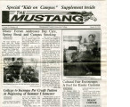 The Mustang, Vol. 24, No. 10, 1991-03-29
