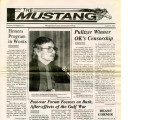 The Mustang, Vol. 24, No. 11, 1991-04-19