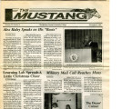 The Mustang, Vol. 24, No. 4, 1991-12-6