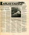 The Mustang, Vol. 24, No. 2, 1991-10-18