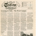 The Tribune, Number 1, Fall 1996