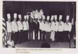 International Culinary Competition Team Photo 1976