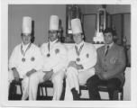 Chefs with Awards