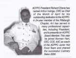Chef of the Month April 2000