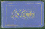 Autograph Book of Evangeline Dimm - Cover