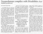 Disabilities Act