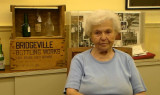 Weise, Mary:  interview on Bridgeville, Pa history.