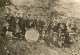 Bridgeville band 1898.