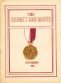 The Garnet and White April 1919