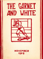 The Garnet and White November 1929