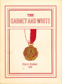 The Garnet and White March 1929