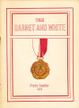 The Garnet and White April 1929