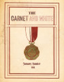 The Garnet and White January 1918