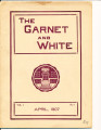 The Garnet and White April 1907