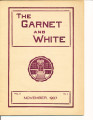 The Garnet and White November 1907
