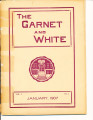 The Garnet and White January 1907