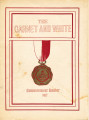 Commencement 1917 - Front Cover
