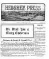 The Hershey Press 1909-12-24