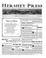 The Hershey Press 1911-05-25