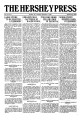 The Hershey Press 1919-09-11